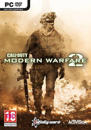 Игра call of duty modern warfare 2 2009 rus repack by r g