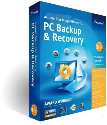 Acronis True Image Home - Free software downloads and software ...
