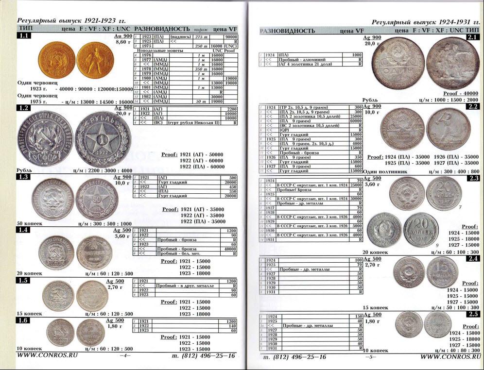 Каталог монет россии скачать показывать коллекцию монет