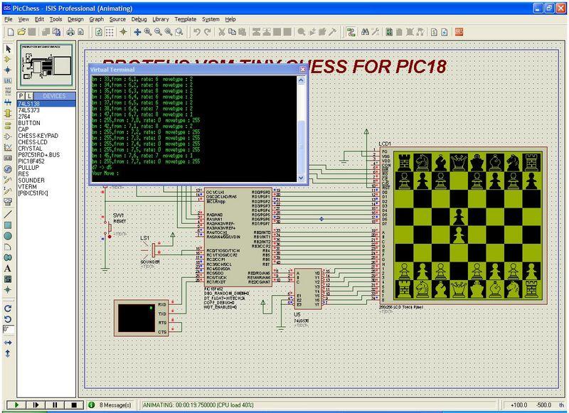 Proteus 7.7 SP2 - Программа
