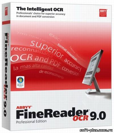 ABBYY FineReader 9.0 Professional Edition 9.0.0.724 Portable