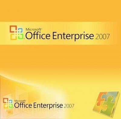 Microsoft Office 2007 Enterprise Service Pack 2 (Русская версия)