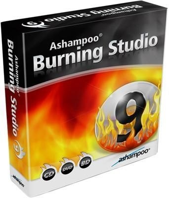 Ashampoo Burning Studio v9.03 Final + Rus