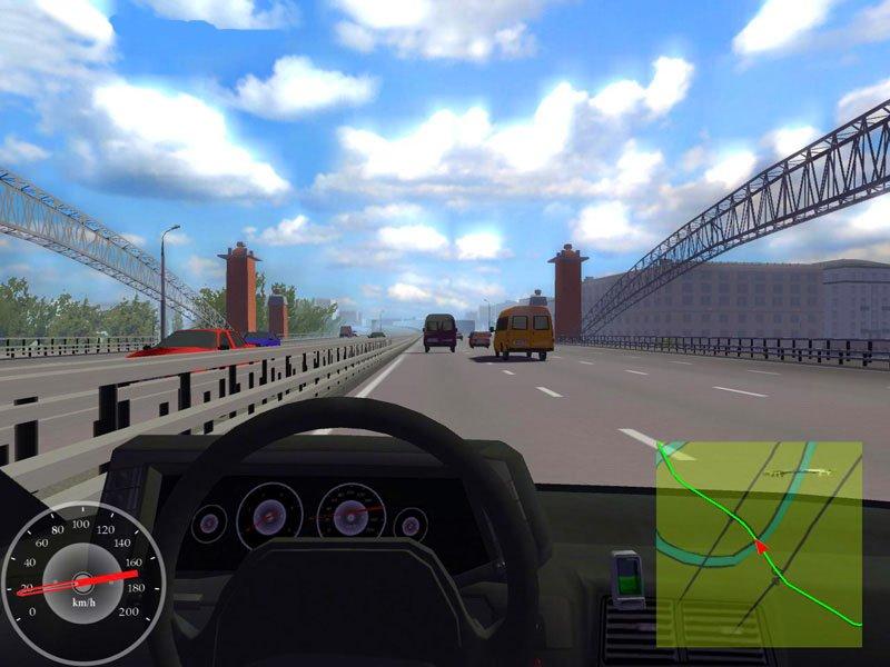 Скачать симулятор вождения через зону